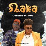 Shaka - Canabia ft. Teni