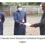 EFCC Hands Over Diezani's Forfeited Property To Lagos For Isolation Centre (Photos)