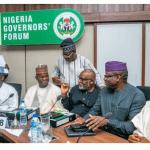 36 State Governors Message To Gambari, Buhari's New Chief Of Staff