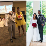 Couple Who Met At A Wedding After The Man Caught The Garter And The Woman Caught The Bouquet Gets Married