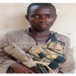 Boko Haram Member Voluntarily Surrenders To Nigerian Military (Photo)