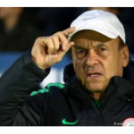 'Nobody Can Tell Me Who To Select' Super Eagles Coach Gernot Rohr Says