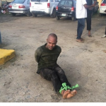 Police Officer Opens Fire On His Colleagues In Onikan, Lagos (Photos)