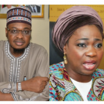 Abike Dabiri-Erewa Accuses Minister Of Communications, Isa Pantami Of Sending Armed Men To Chase Her Staff Out Of Office; Pantami Reacts