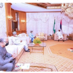 President Buhari Receives Updates From PTF On COVID-19