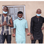 Three Brothers Arrested For Kidnapping And Murdering Mother Of Five In Abuja (Photo)