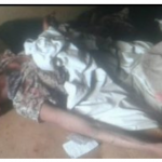 Pregnant Woman Found Dead In The Pool Of Her Own Blood In Oyo (Photo)