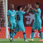 Barcelona Send Warning To Rivals Following A 4-0 Win At Son Moix