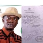 Bayelsa Deputy Governor's NYSC Certificate: DSS Confirms Alteration