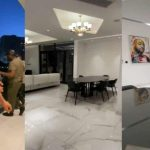 Davido Shows Off Beautiful Interiors Of His New Banana Island Mansion