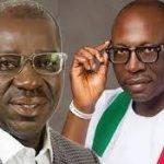 Oshiomhole's Camp Switches Support From Ize-iyamu To Obazee