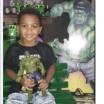 4-Year-Old-Boy Shot Dead At His Own Birthday Party By An Ex Soldier