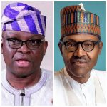 Buhari Cannot Manage His Immediate Family, Let Alone His Party And Nigeria – Fayose