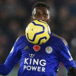Ndidi Happy To Reunite With Leicester City Teammates After Coronavirus Lockdown