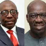 Edo: APC Enlists University Dons, Lawyers To Screen Obaseki, Ize-Iyamu, Others