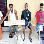 How We Were Initiated Into Cult As Junior Secondary School Pupils – Robbery Suspects Confess