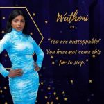 "BBNaija 2020:- Meet ""Wathoni"" The Lady Who's Bringing Her Chill Into The House"