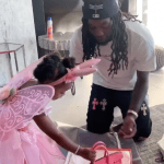Offset gifts his and Cardi B's daughter, Kulture a Birkin bag for her 2nd birthday