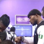 BBNaija 2020: Laycon And Neo Get On With Hairdressing Duties As Biggie Places N2 Million Reward (Photos)