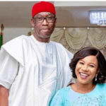 Delta State Governor, Ifeanyi Okowa And Wife Test Positive For COVID-19