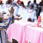 Oshiomhole Turns Prayer Warrior, Begs God To Sack Obaseki