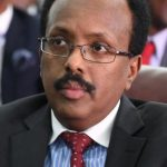 SOMALIA RIGHT NOW: President exchange blows with his deputy
