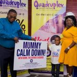 'Mummy Calm Down' Boy Becomes Estate Ambassador In Abuja