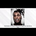 Burna Boy to the world: 5,000,000+ streams on Audiomack