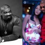 We Are Expecting A Child – See Hilarious Photo Of Don Jazzy And Heavily-Pregnant Rihanna