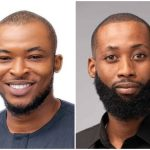Eric And Tochi Leave Big Brother Naija House