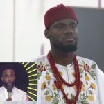 Prince evicted from the BBNaija Reality TV Show