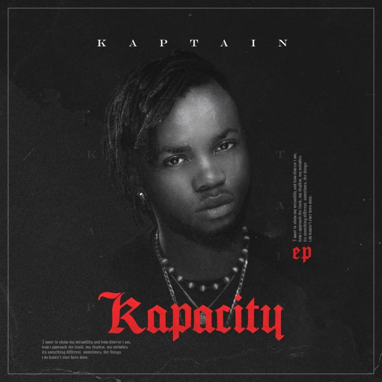 Kaptain – Kaptacity EP