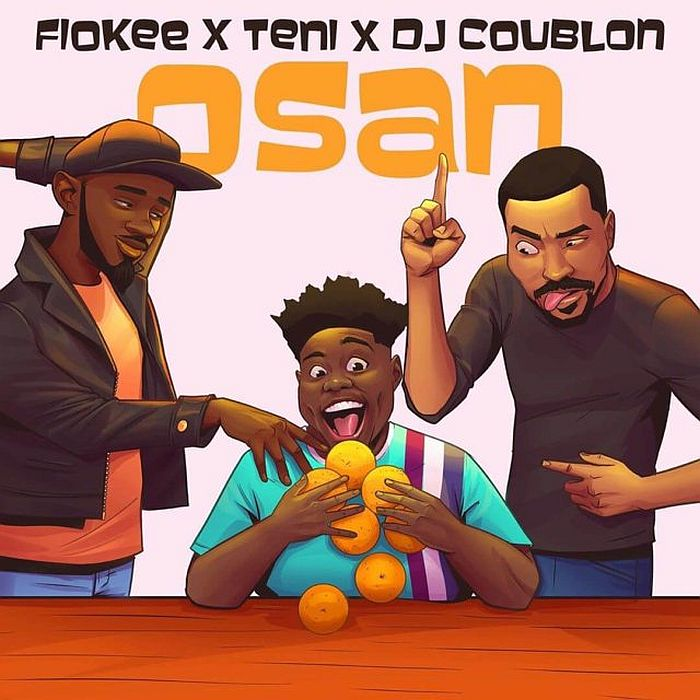 Fiokee – Osan ft Teni, DJ Coublon