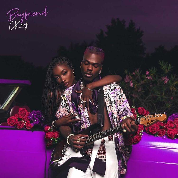 Ckay - Boyfriend EP
