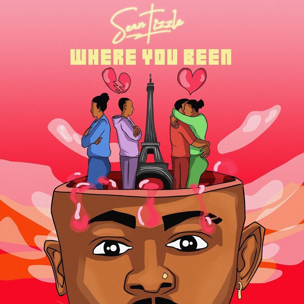 "Sean Tizzle – ""Where Are You"" Cover Art"
