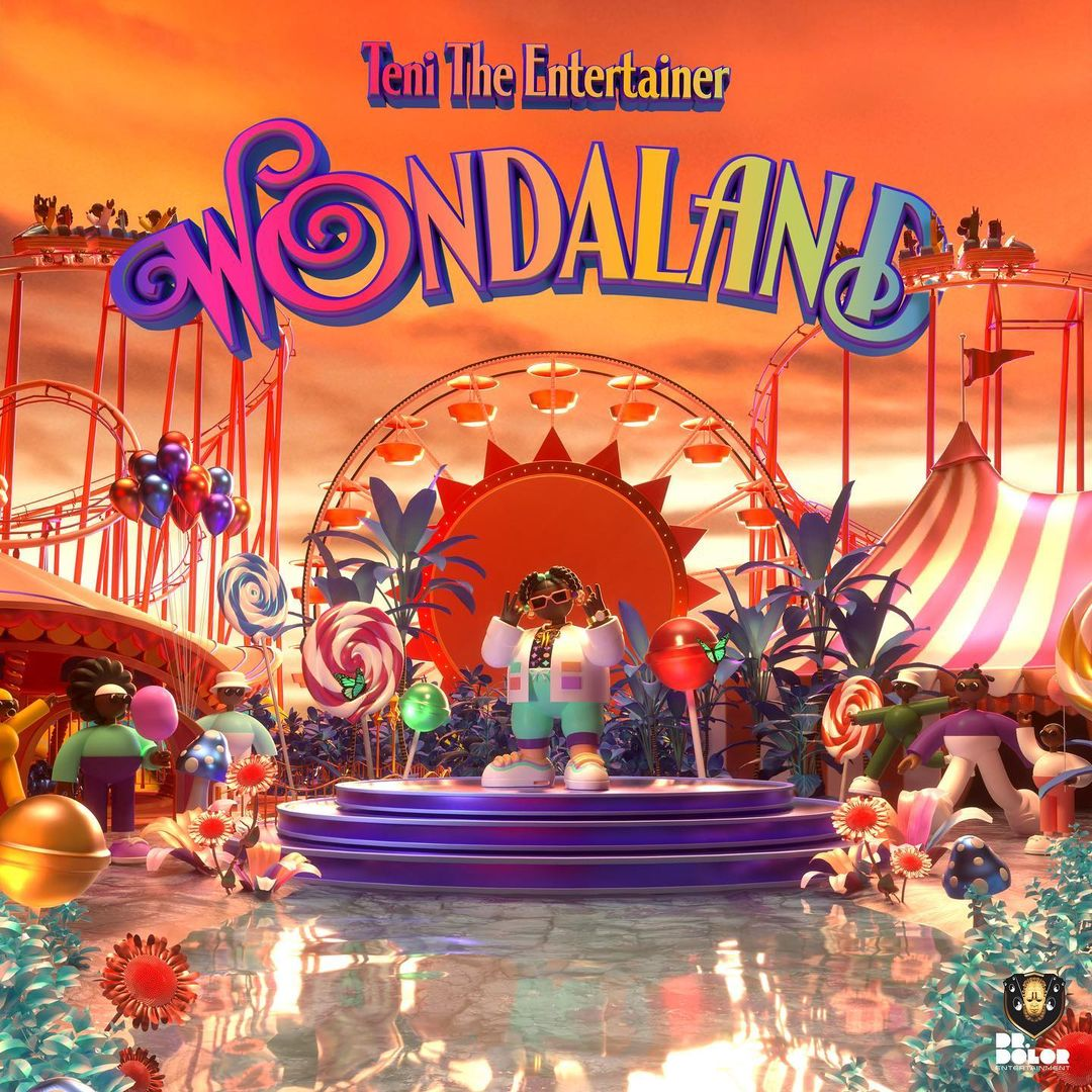 Teni – Wondaland album