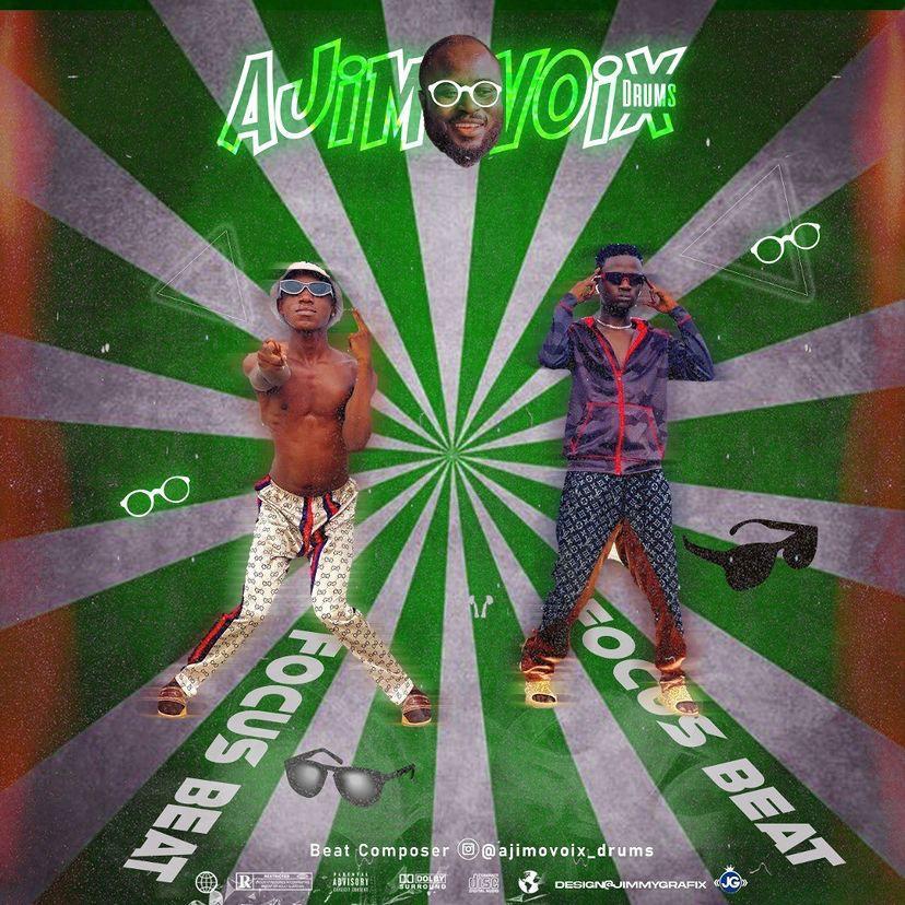 Ajimovoix – Focus Dance Beat ft. Hagman & Abati