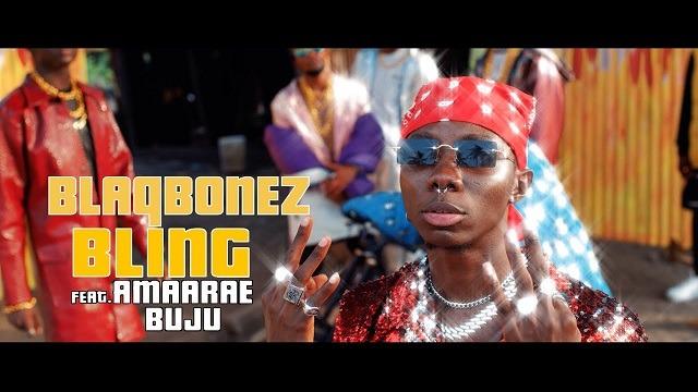 Blaqbonez – Bling Ft. Amaarae, Buju (Video)