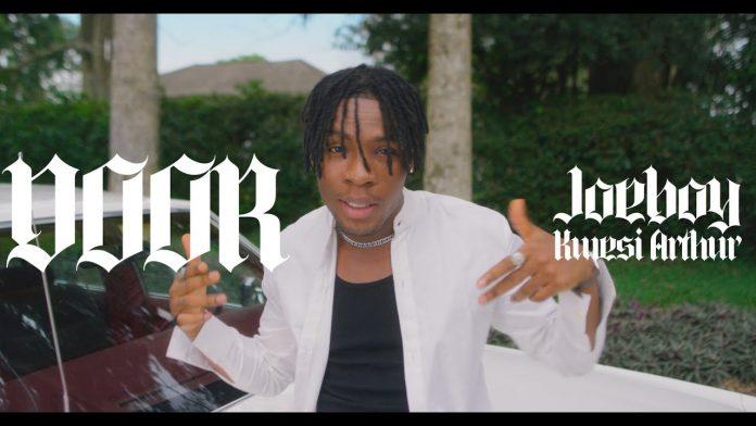 Joeboy – Door (Remix) ft. Kwesi Arthur [Video]