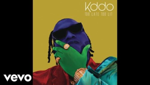 KDDO – Too Little Too Late EP