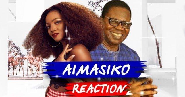 Simi ft. Ebenezer Obey – Aimasiko (Remix)