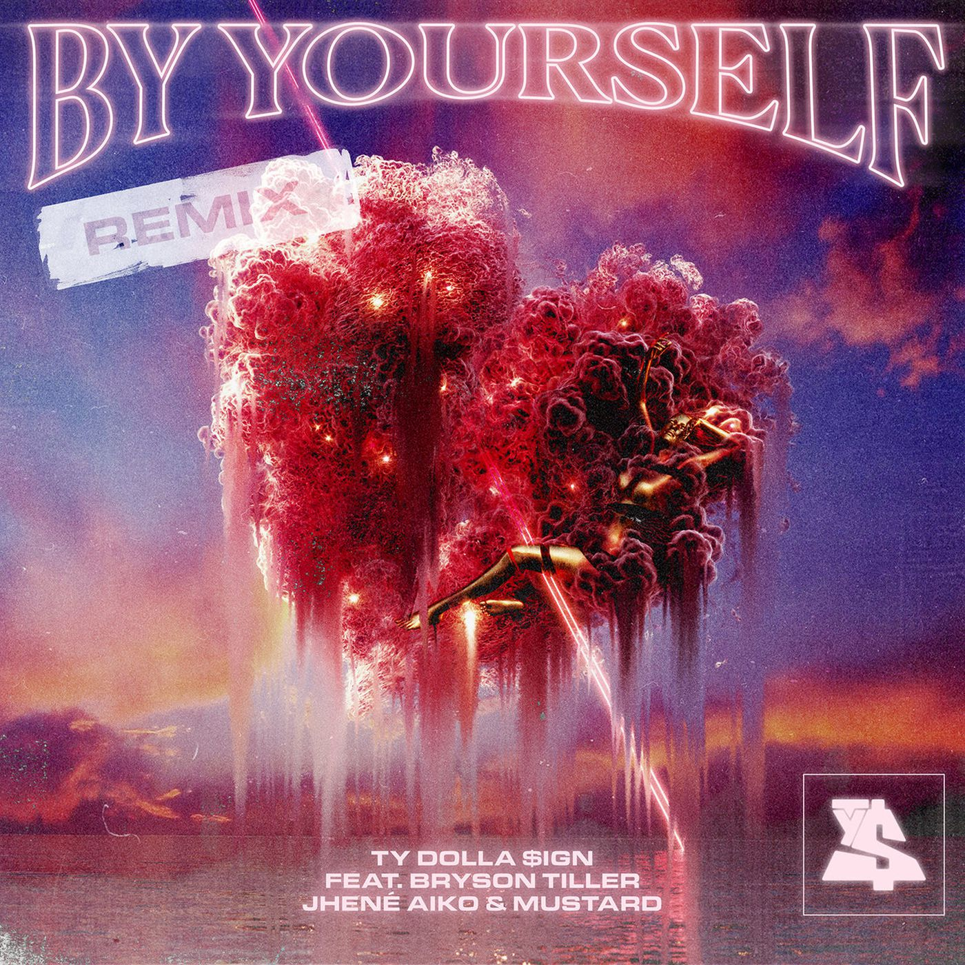 Ty Dolla $ign Ft. Bryson Tiller, Jhené Aiko & Mustard - By Yourself Mp3 Downlod