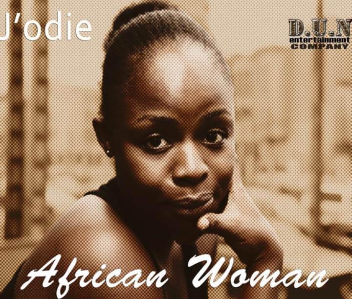 J'odie – African Woman Album