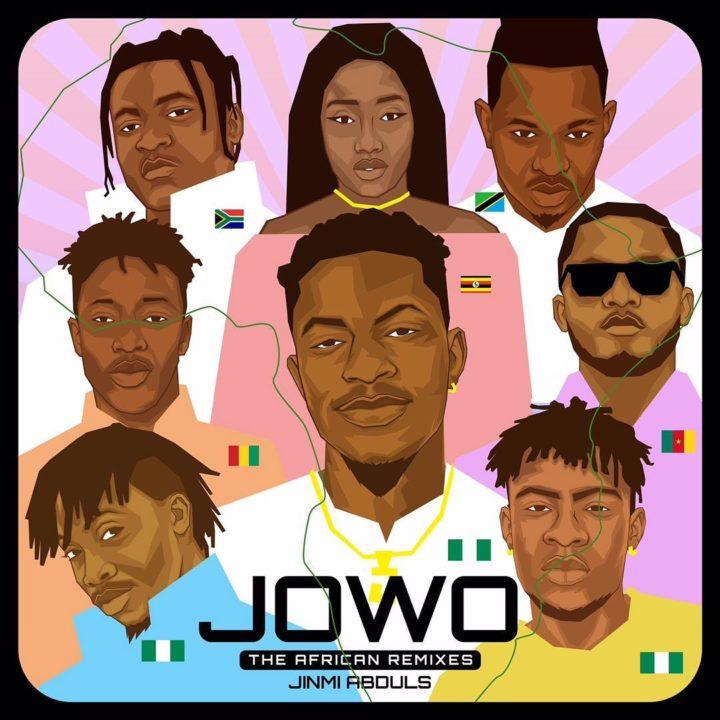 Jinmi Abduls – Jowo (The African Remixes) EP