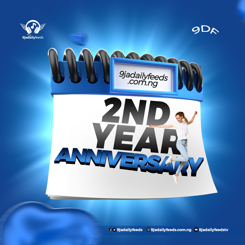 9DF 2nd Year Anniversary