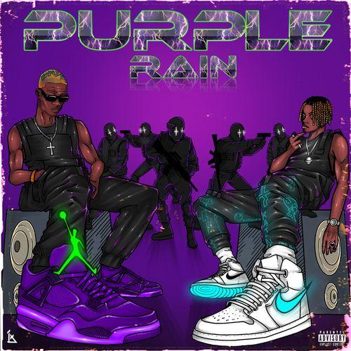 Laime – Purple Rain Ft. Psycho YP