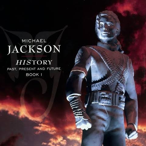 Micheal Jackson – History: Past, Present and Future, Book I Album