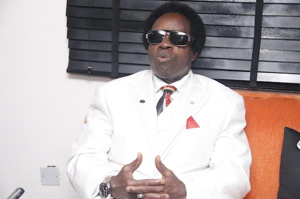 Legendary Victor Uwaifo