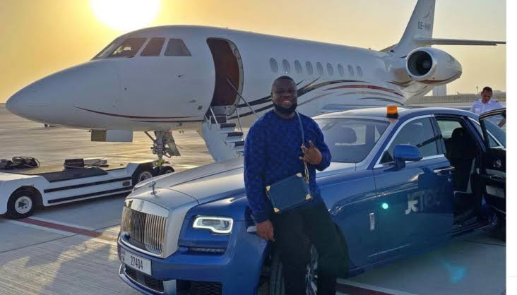 Abba Kyari Collected N8 Million From Hushpuppi To Jail Chibuzor