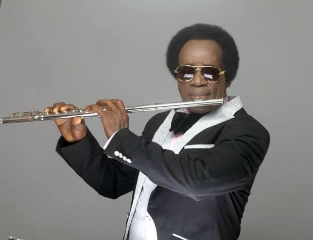 Legendary Nigerian Victor Uwaifo